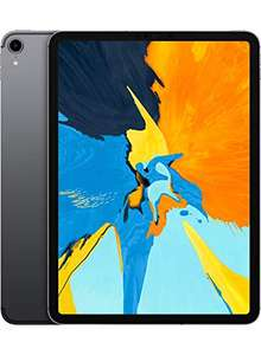 "Tablette tactile 11"" Apple iPad Pro 11 (2018) - 2388x1668 Retina, A12X, 6 Go de RAM, 64 Go, 4G + Wi-Fi, gris sidéral"