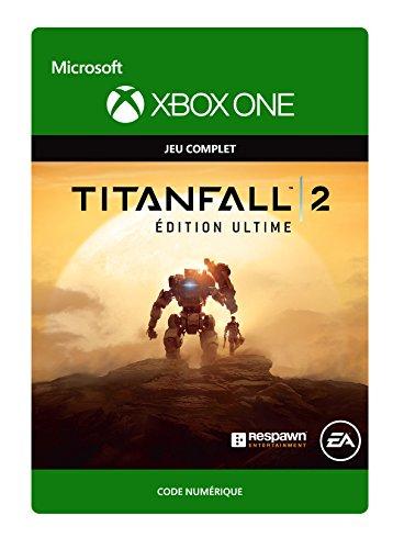 Sélection de jeux vidéo sur Xbox One en promotion (dématérialisés) - Ex : Titanfall 2 - Édition Ultimate