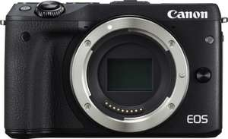 Appareil photo numérique compact Canon EOS M3 - 24.3 Mpix, CMOS