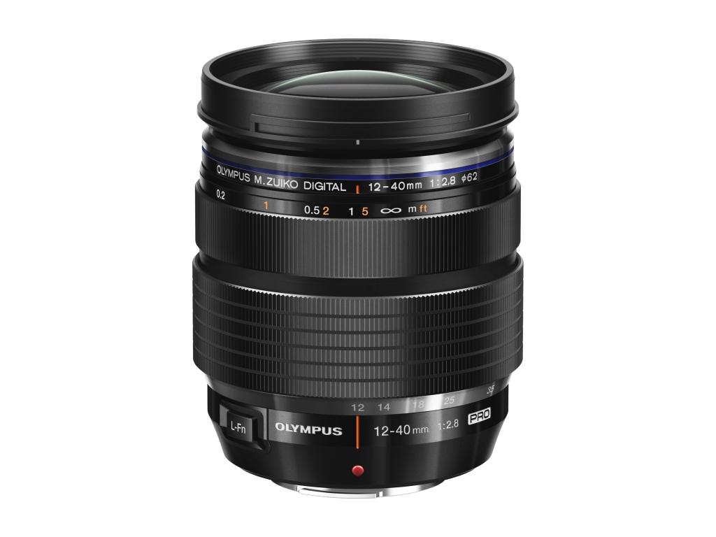 Objectif Olympus M.Zuiko Digital ED - 12-40mm F2.8 Pro (photo-denfert.com)