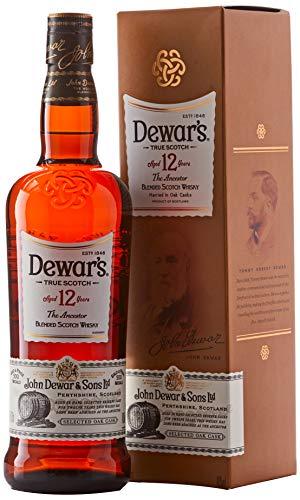 1 Bouteille de Whisky Dewar's 12 ans - 70cl