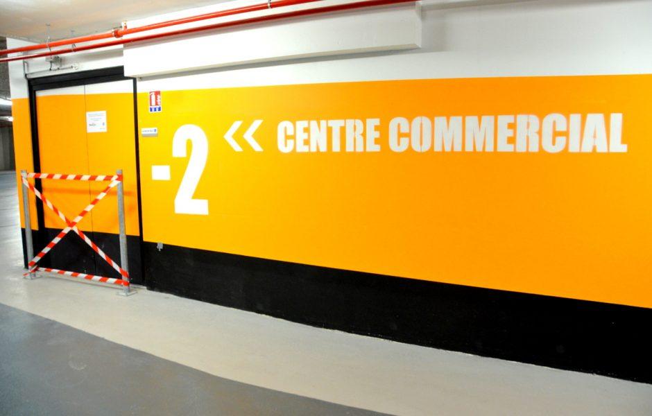 Parkings du centre-ville à 1€ tous les samedis de décembre - Besançon (25)