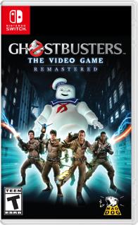 Ghostbusters: The video game remastered sur Nintendo Switch (Dématérialisé - eshop USA)
