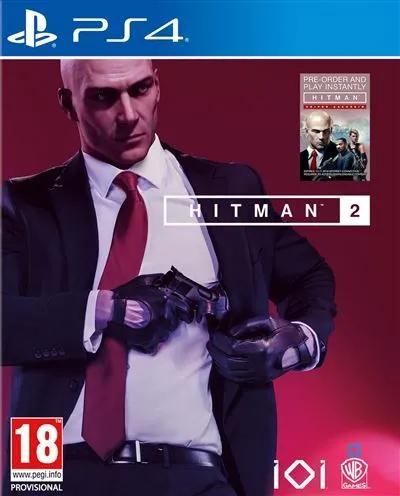 Hitman 2 sur PS4 (+0.85€ en SuperPoints)
