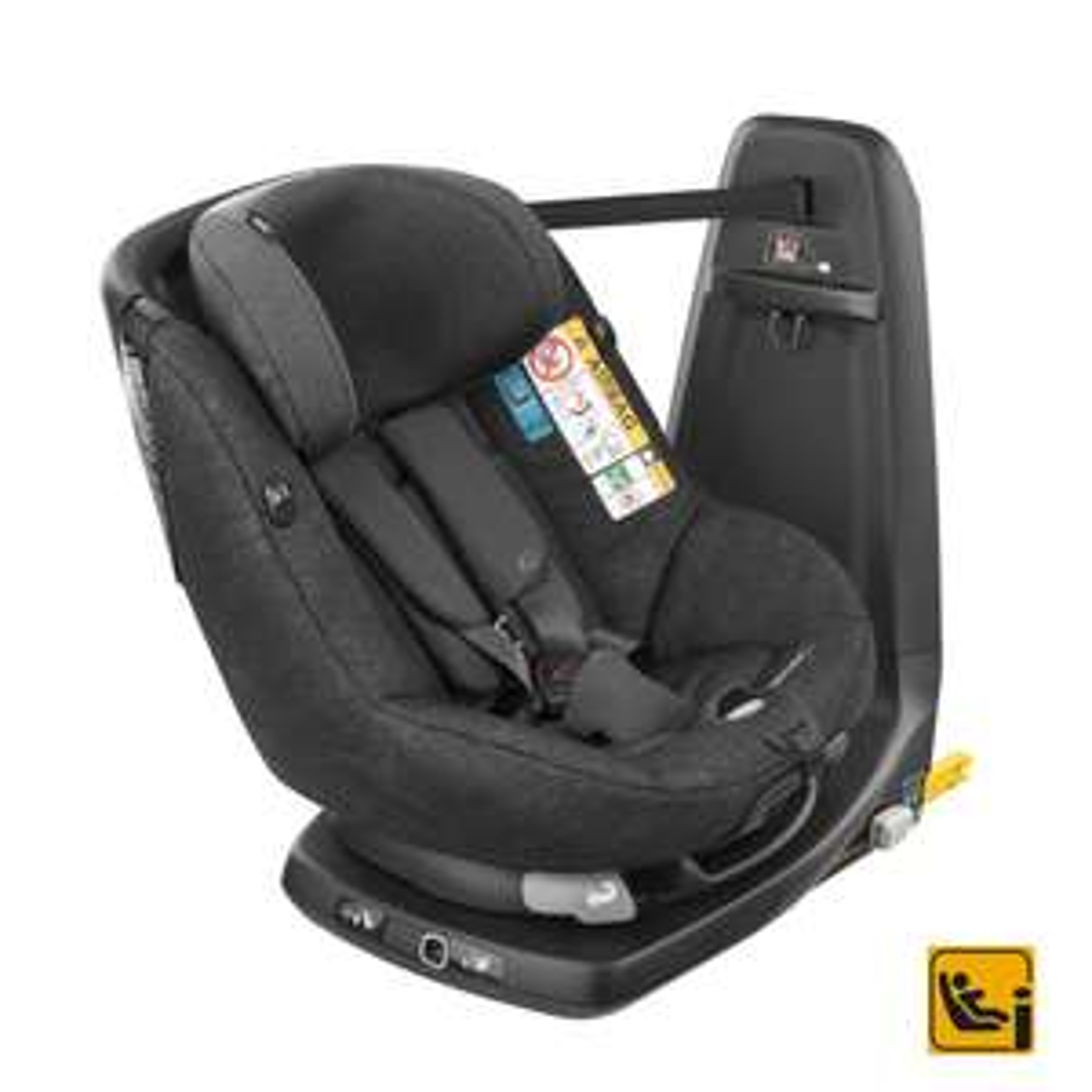 Siège auto bébé AxssixFix Nomad Bébé Confort - i-Size (R129), Jusqu'à 105cm
