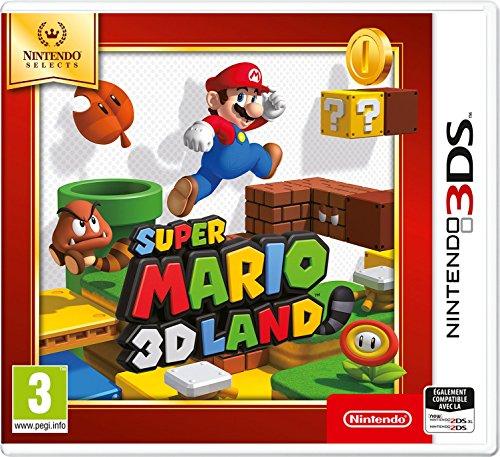 Super Mario 3D Land sur Nintendo 3DS
