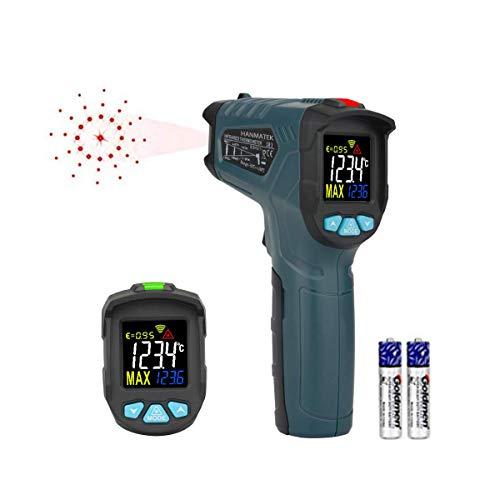 Thermomètre infrarouge Hanmatek avec rétroéclairage LCD (Vendeur Tiers)