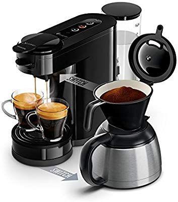 Machine à café 2 en 1 Philips Senseo HD6592/61
