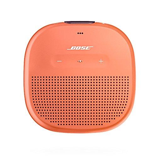 Enceinte Bluetooth Bose SoundLink Micro - Orange