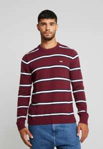 Pull homme Tommy Jeans Pull Fine Stripe