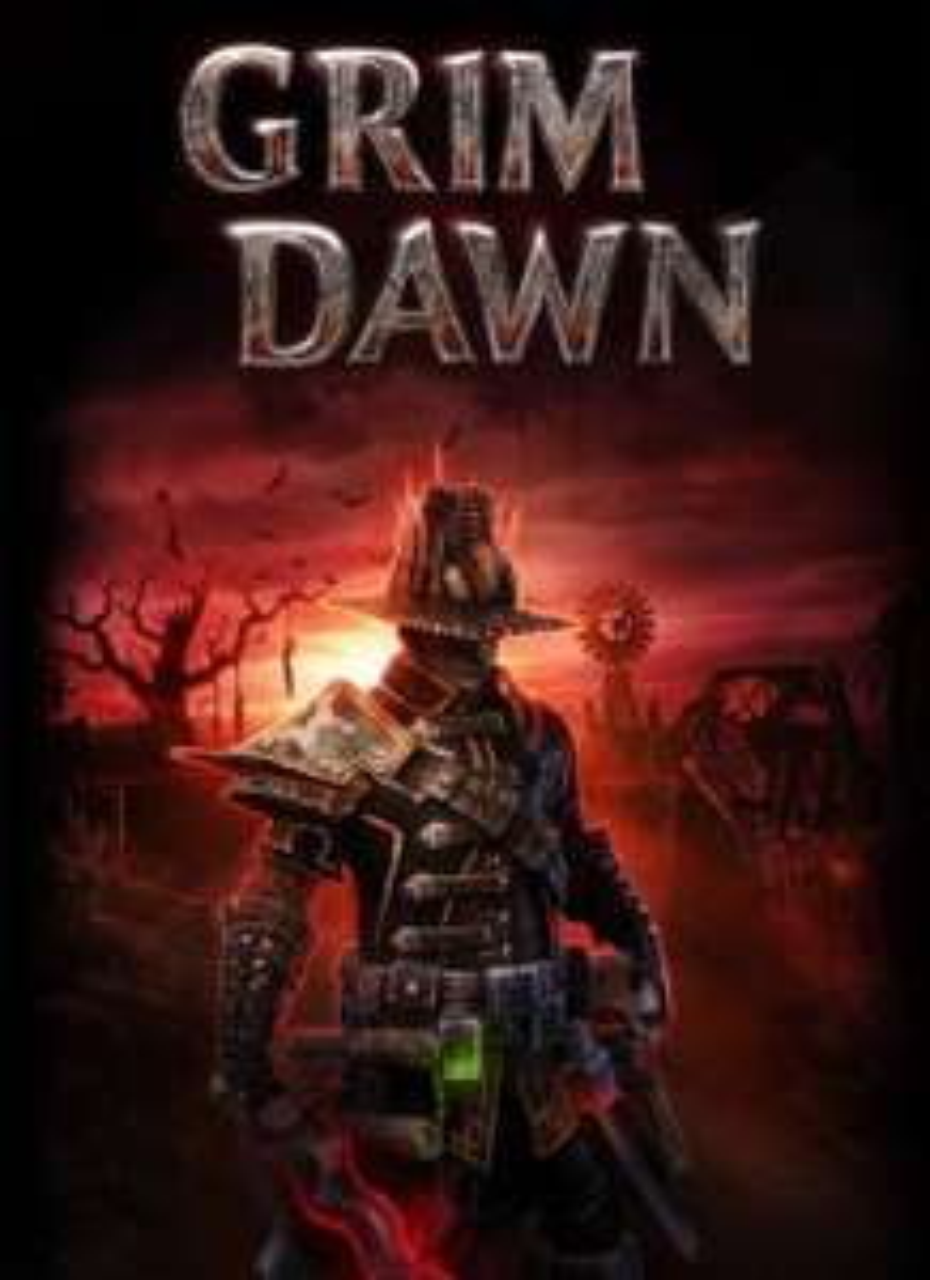 Grim Dawn sur PC (Dématérialisé)