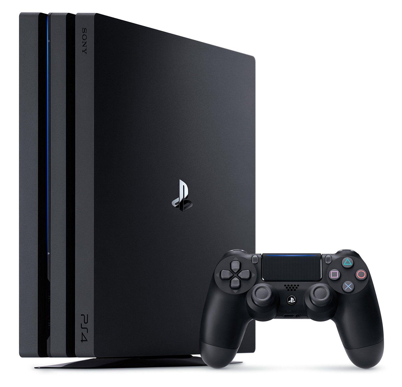 Sélection de Consoles Sony PS4 en Promotion - Ex : PS4 Pro 1 To