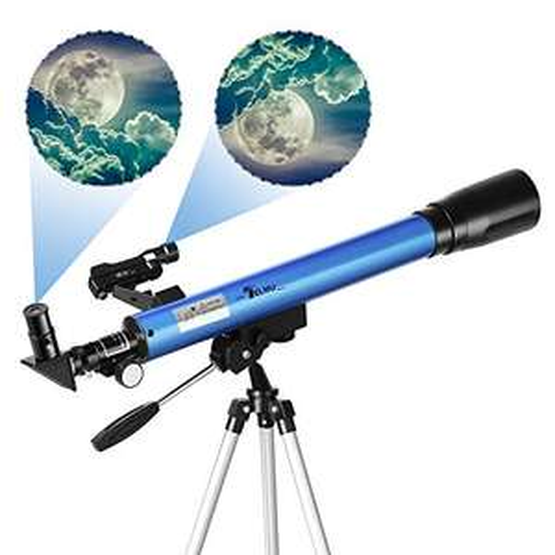 Télescope Astronomique Telmu F60050M/5 pour Enfants/Débutants (Vendeur Tiers)