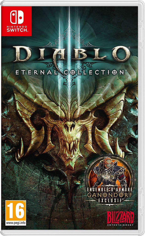 Diablo III : Eternal Collection sur Nintendo Switch