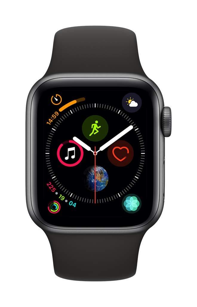 Montre GPS Apple Watch Series 4 - 40 mm à 329€ et 44 mm à 359€