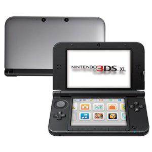Console Nintendo 3DS XL - 3 coloris au choix
