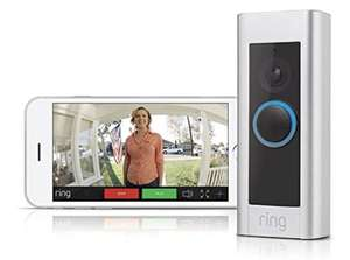 Sonnette Vidéo avec carillon Ring Video Doorbell Pro