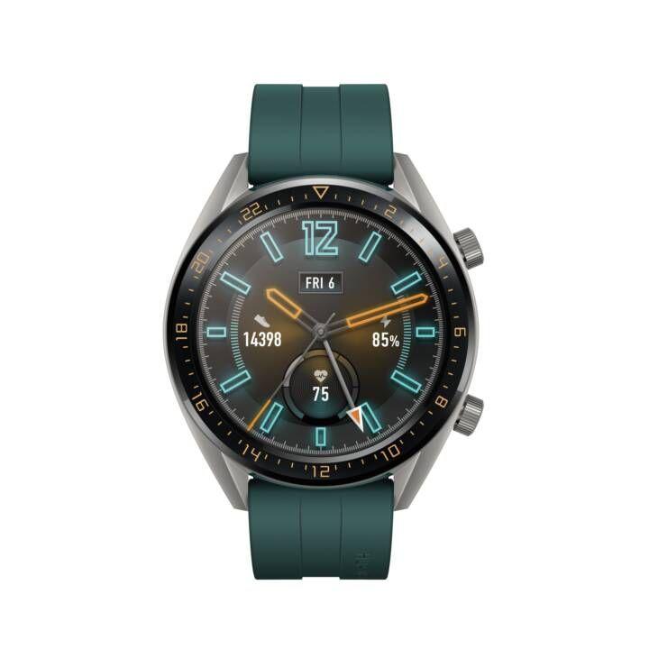 Montre connectée Huawei Watch GT Active 46mm, - Vert (Frontalier Suisse)