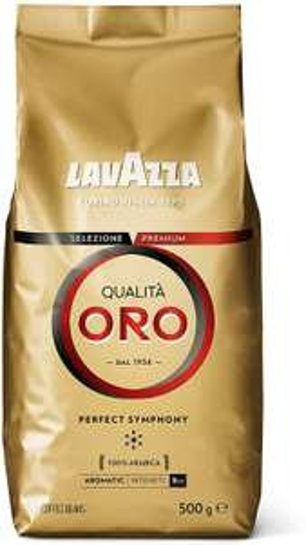 Café grain Lavazza Qualita Oro 4x500g