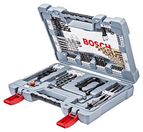 Coffret accessoires Bosch Premium 2608P00234 perçage et vissage - 76 pièces