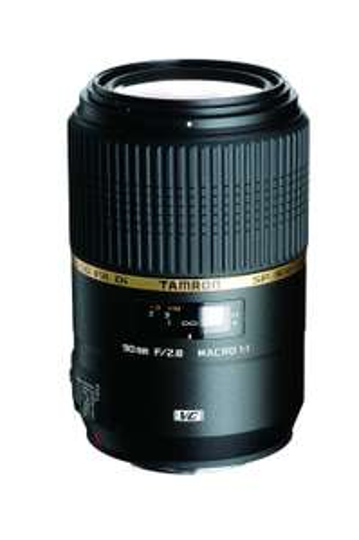 Objectif Macro Tamron SP 90mm f/2.8 VC (stabilisé) pour Nikon ou Canon