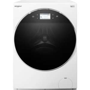 Lave linge hublot Whirlpool W Collection FRR 12451 - 12 kg, 1400 trs/mn, A+++ -50%, 6ème Sens (+ 149.95€ en SP) - Via ODR 400€ (Boulanger)