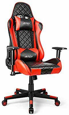 Chaise de Bureau Gaming Intey (Via Coupon - Vendeur Tiers)