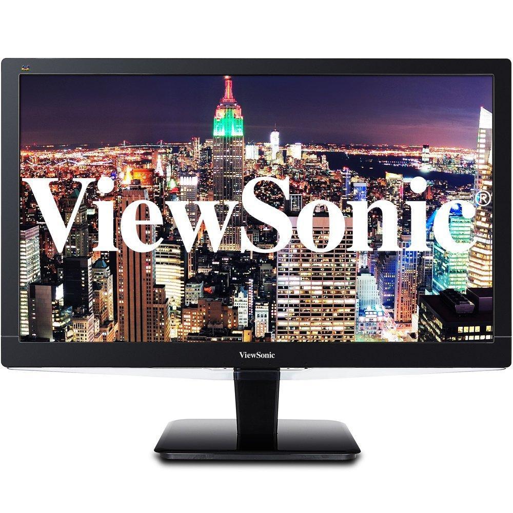 """Ecran PC 24"""" ViewSonic VX2475SMHL-4K (SuperClear PLS, 2ms, HDMI/MHL/DisplayPort)"""