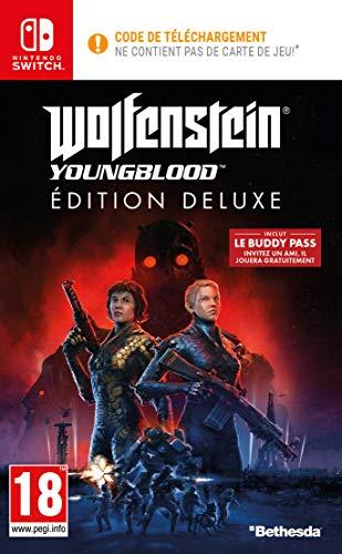 Wolfenstein Youngblood Deluxe Edition sur Nintendo Switch et Xbox One
