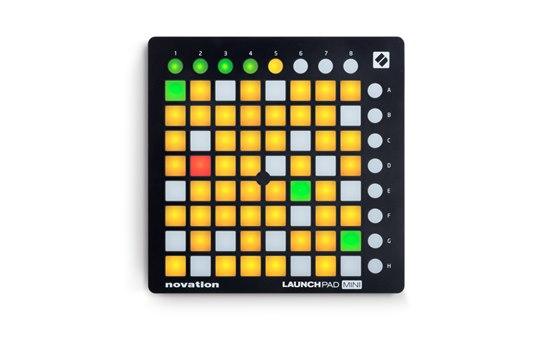 Sélection de produits Focusrite Scarlett et Novation en promotion - Ex : Launchpad Mini MkII (store.focusrite.com)