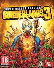 Borderlands 3 Super Deluxe : Jeu + Season Pass + contenu deluxe sur PC (Dématérialisé - Epic)