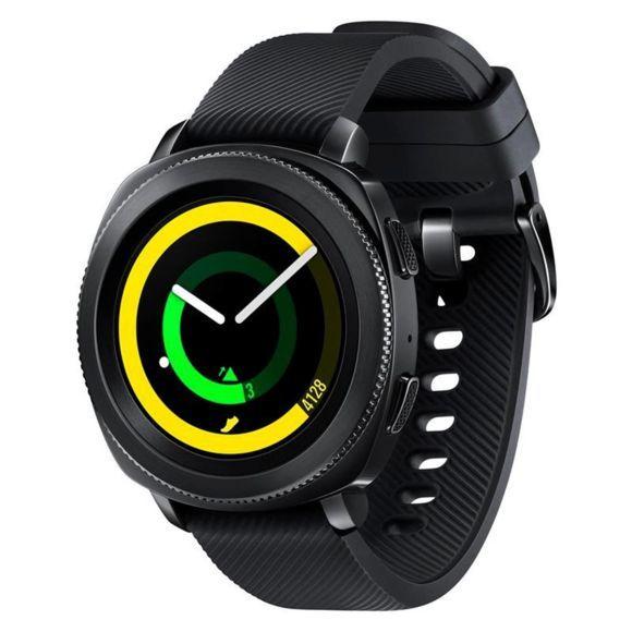 Montre connectée Samsung Gear Sport - Noir