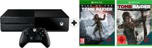Console Microsoft Xbox One 1To + Rise of the Tomb Raider + Tomb Raider