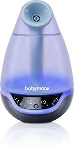 Humidificateur d'air pour bébé Babymoov Hygro Plus - 22h d'Autonomie