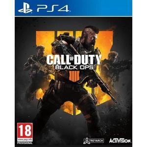 Sélection de jeux video en promo - Ex : Call Of Duty Black Ops 4 sur PS4