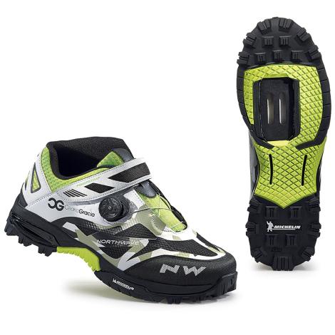 Chaussures pour vélo Northwave enduro mid - Tailles 38 et 47