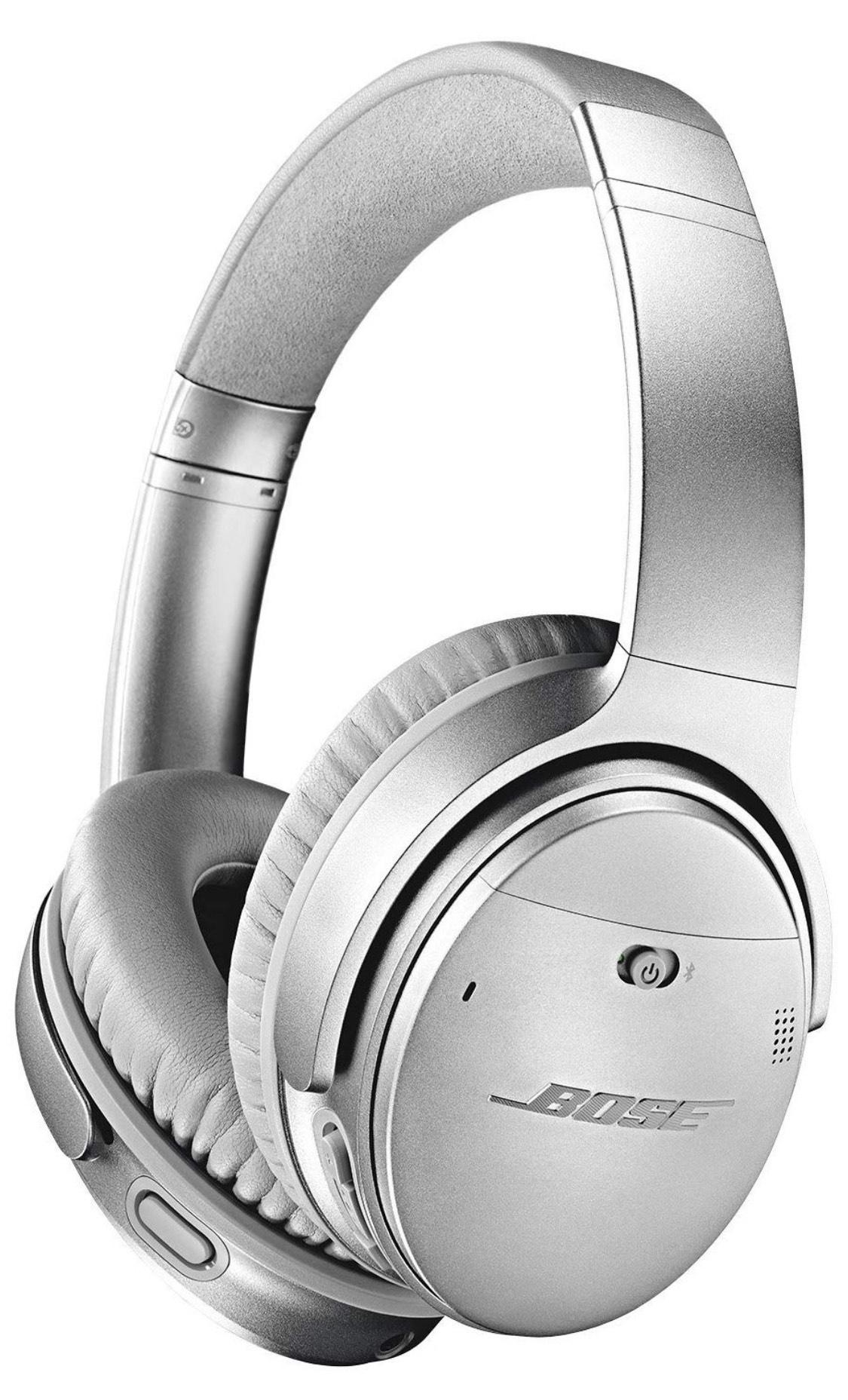 Casque audio sans fil Bose QuietComfort 35 II - Noir à réduction de bruit active