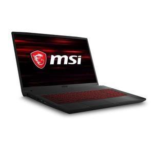 """PC portable 17.3"""" full HD MSI Thin GF75 9SD-002XFR - i5-9300H, GTX 1660 Ti (4 Go), 8 Go de RAM, 1 To + 256 Go en SSD, Windows 10"""