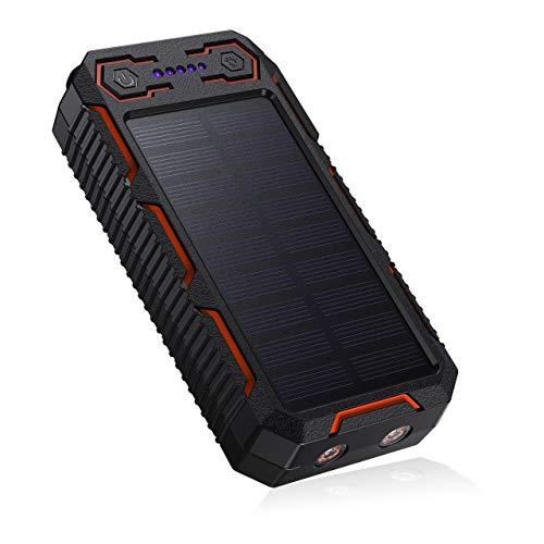 Batterie Externe Solaire Poweradd 26800mAh (vendeur tiers)