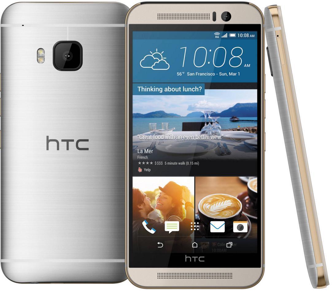 "Smartphone 5"" HTC One M9 - 64Go"