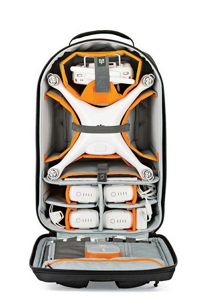 Sac à dos Lowepro DroneGuard BP 400 pour drone ou PC Portable