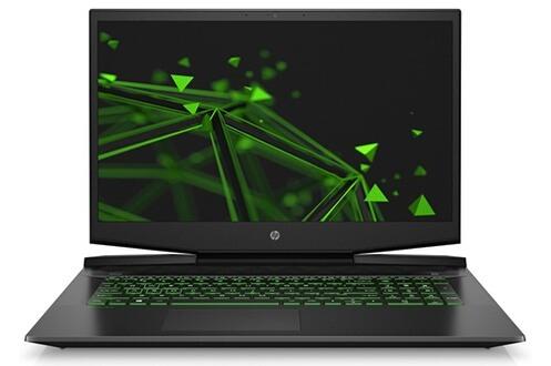 "PC Portable 17.3"" HP Pavillon Gaming - Full HD, i5-9300h, 8 Go RAM, 512 Go SSD, GTX 1650, Windows 10"