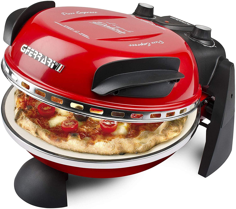 Four pizza électrique G3Ferrari G1000602 Delizia