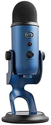 Microphone USB Blue Yeti - Bleu Nuit