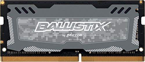 Barrette RAM DDR4 SODIMM Crucial Ballistix Sport LT BLS16G4S26BFSD - 16 Go (2666Mhz)