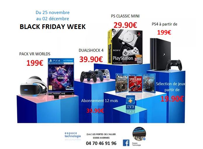 Sélection d'offres promotionnelles Sony - Avermes (03)