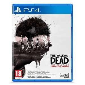 The Walking Dead: The Telltale Definitive Series sur pS4