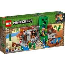 Jeu de construction Lego Minecraft La mine du Creeper (21155)
