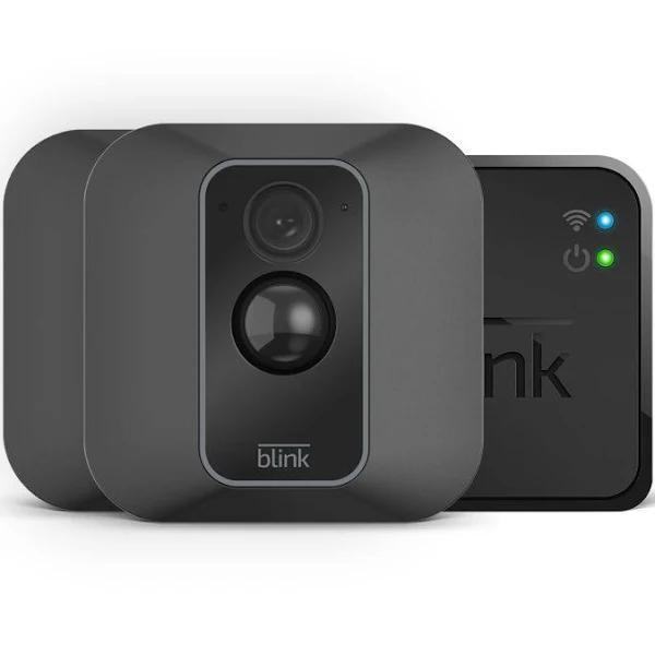 Caméra de sécurité Blink Pack XT2 X2 (144,99€ avec le code WELCOME19)