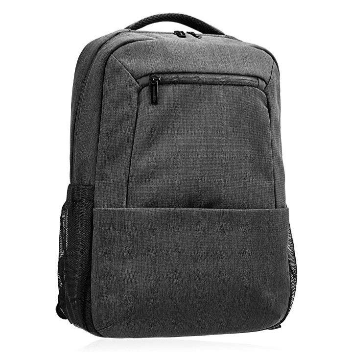 Sac à dos professionnel pour ordinateur portable 39,62cm - Noir